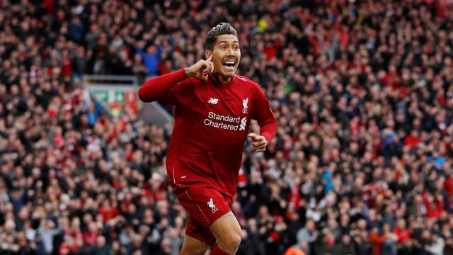Liverpool goleia Porto e enfr Barcelona na semifinal da Champions