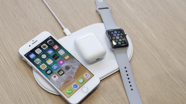 Apple cancelou carregador sem fios AirPower