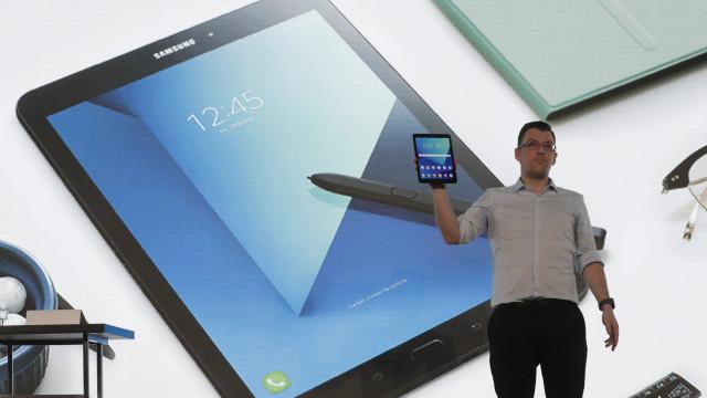 Samsung está preparando o seu tablet mais poderoso