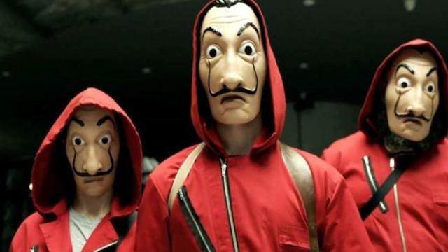 Terceira temporada de 'La Casa de Papel' já tem data de estreia