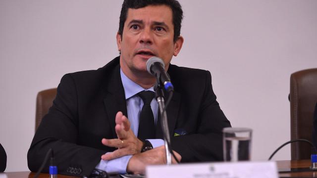 Em audiência conturbada, deputados pedem esclarecimentos a Sergio Moro