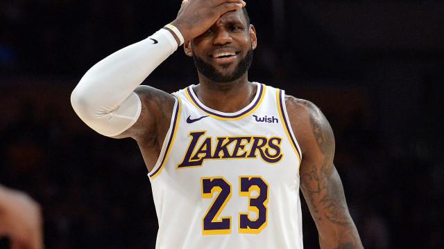 LeBron James se irrita com baixa votação para MVP da temporada da NBA