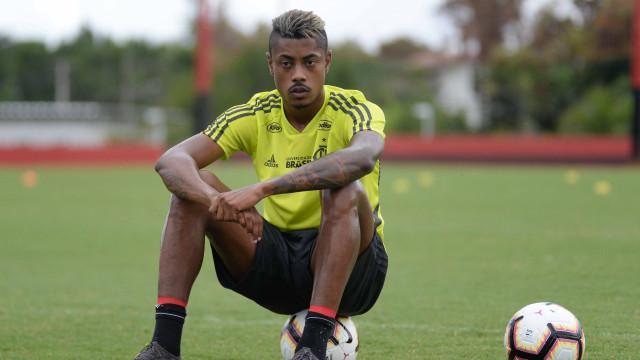 Bruno Henrique provoca Vasco: 'Estamos brigando por título, já eles...'