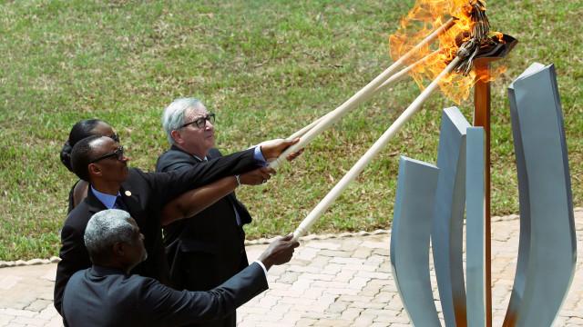 Ruanda presta homenagens nos 25 anos do genocídio tutsi
