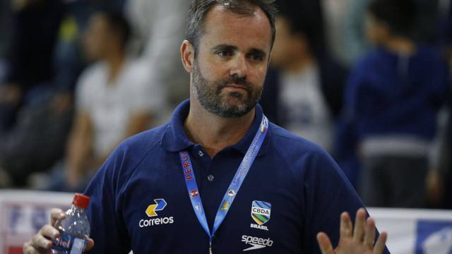 Atleta acusa ex-técnico da seleção de polo aquático de assédio