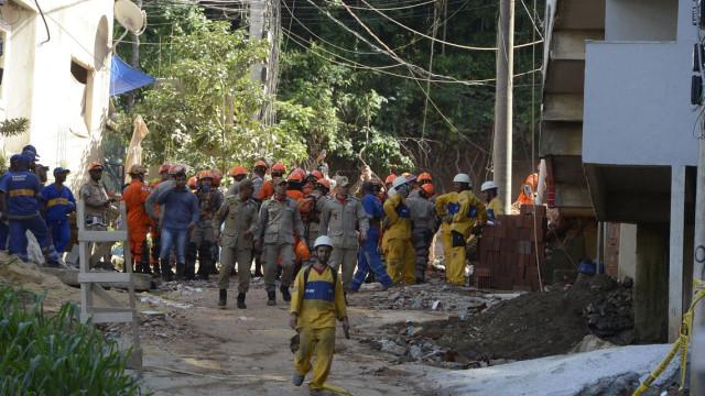 Prefeitura do Rio vai demolir mais seis edifícios na Muzema