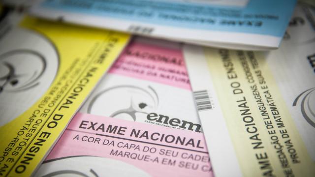 Inep divulga hoje as notas do Enem