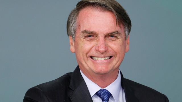 """Bolsonaro aparece na lista dos """"100 mais influentes"""" da revista 'Time'"""