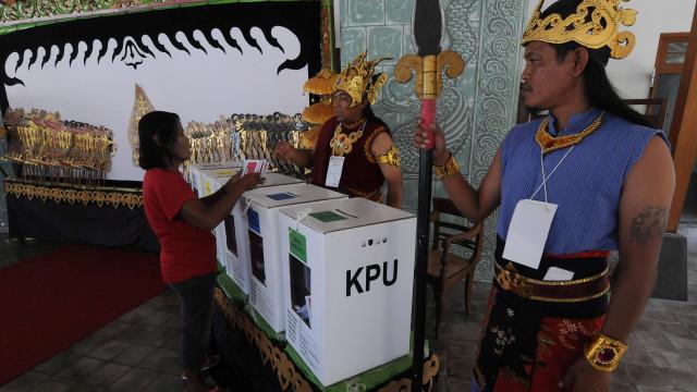 Eleitores da Indonésia escolhem presidente hoje