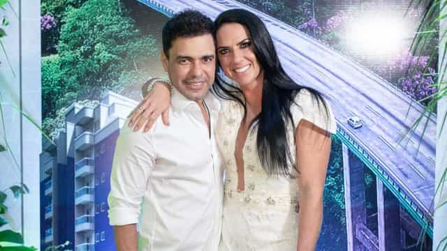Graciele Lacerda revela que 'casou' com Zezé di Camargo