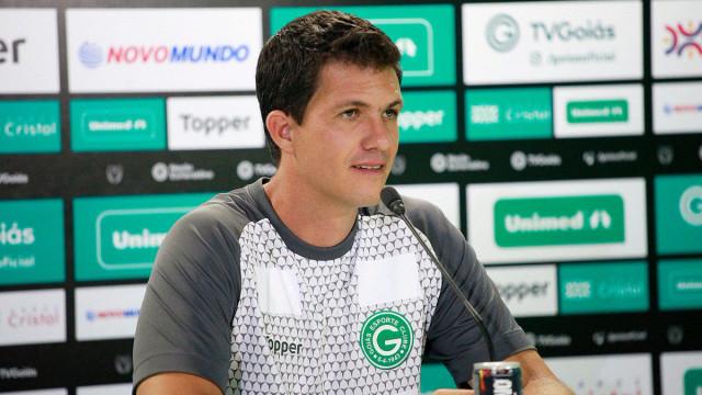 Maurício Barbieri lamenta demissão no Goiás: 'Agradeço a oportunidade'