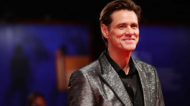 Jim Carrey diz que o Instagram cria 'falsa sensação de relevância'