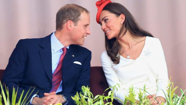 Príncipe William e Kate Middleton celebram 8 anos de casamento!