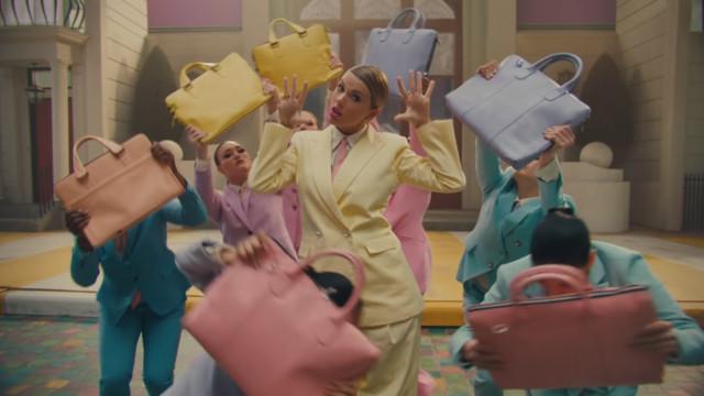 Nova música de Taylor Swift quebra recordes nas plataformas digitais