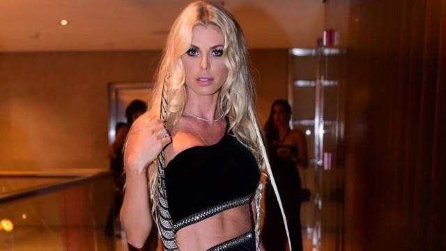 Modelo Caroline Bittencourt desaparece em Ilhabela após forte ventania