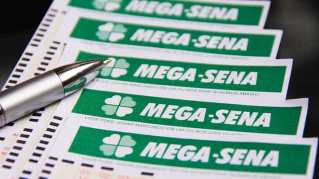 Mega- Sena sorteia hoje prêmio de R$ 2,5 milhões