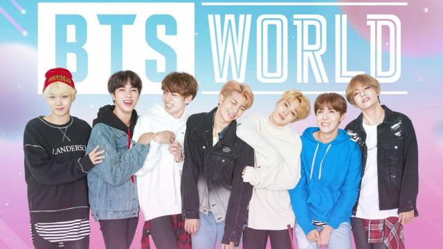 Grupo BTS lança novo jogo para smartphones