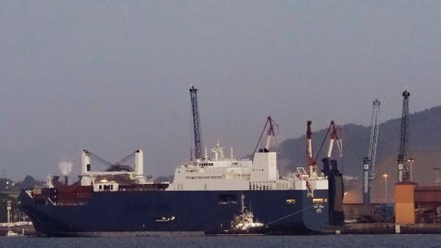 Dois navios de transporte de petróleo da Arábia Saudita são atacados