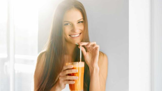 O super suco vegetal que reduz ativamente o colesterol