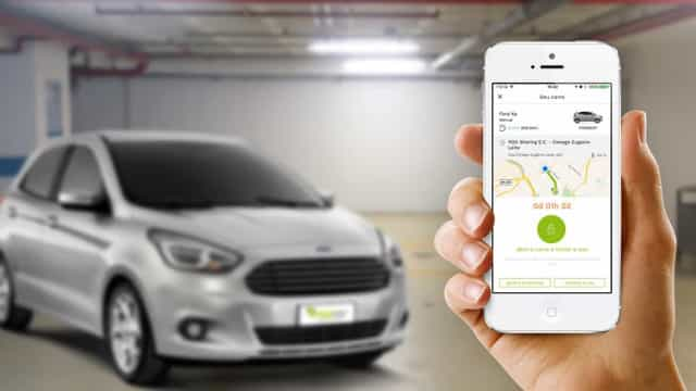 I.A. faz startup de carros compartilhados zerar fraude