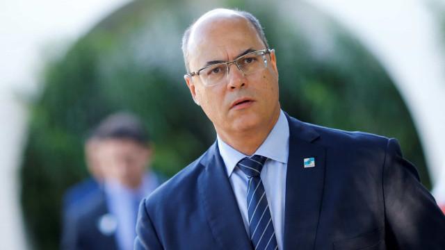 Witzel 'esqueceu da ética e moral' ao divulgar telefonema, diz Mourão