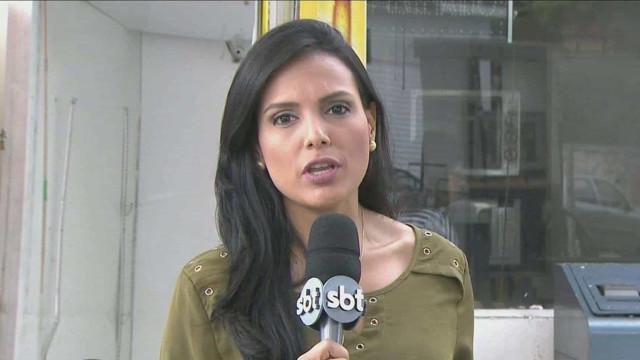 Repórter do 'Fofocalizando' sofre tentativa de roubo em link ao vivo