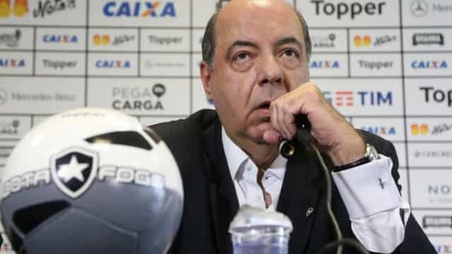CBF não poderá homologar resultado de Botafogo x Palmeiras