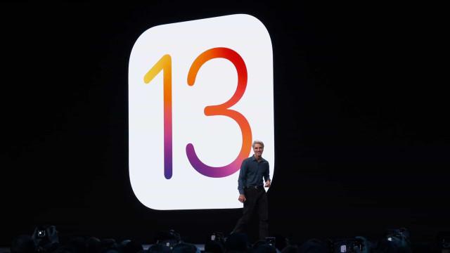 Novo iOS já chegou a metade de todos os iPhones