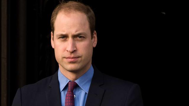 """Príncipe William faz desabafo: """"Quem me dera ser normal"""""""