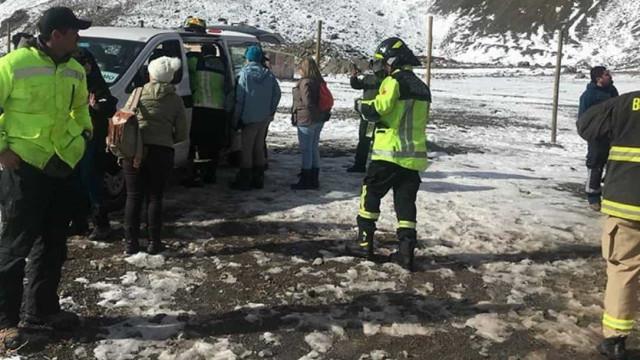 Deslizamento de rocha mata duas meninas brasileiras no Chile