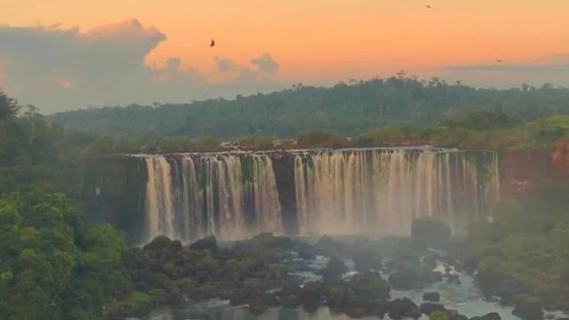 Cataratas do Iguaçu celebra 8º ano como uma das Maravilhas da Natureza
