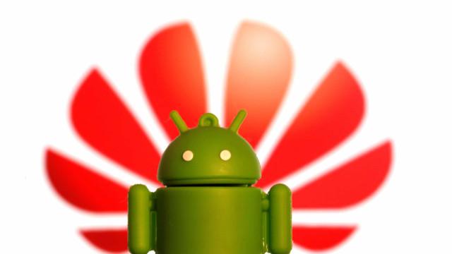 Próximo top de linha da Huawei não terá Android, diz Google