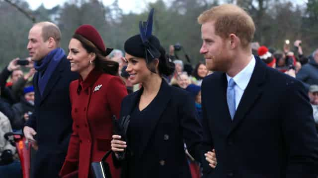Meghan Markle quer 'sair da sombra' de William e Kate Middleton