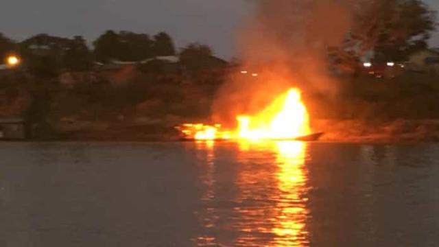 Explosão em barco no Acre deixa 15 feridos em estado grave
