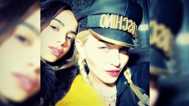 Fãs fazem 'vaquinha' para Madonna gravar clipe de com Anitta