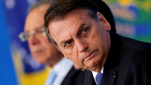 Bolsonaro sobre a fome no Brasil: 'É uma grande mentira'