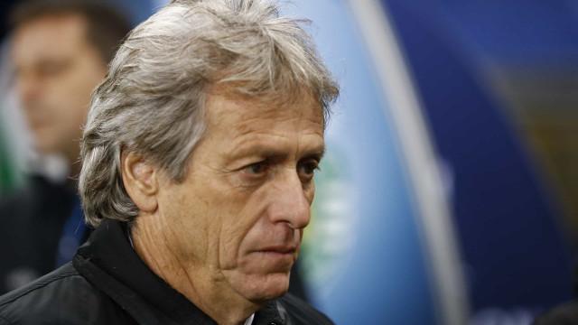 Jorge Jesus assume em definitivo comando técnico do Flamengo