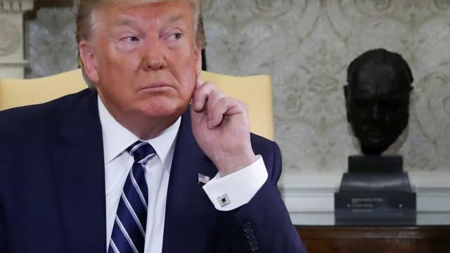 Trump anuncia aumento substancial de sanções contra Irã