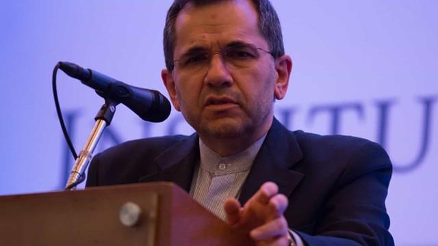 Embaixador do Irã condena escalada de hostilidades dos Estados Unidos