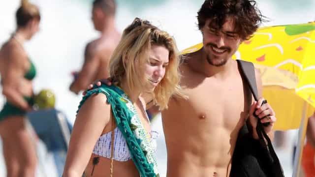 Loira vista com Bruno Montaleone é uma das melhores amigas de Sasha