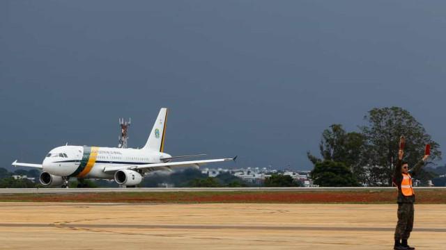 Novo decreto endurece regras para uso de voos da FAB por autoridades