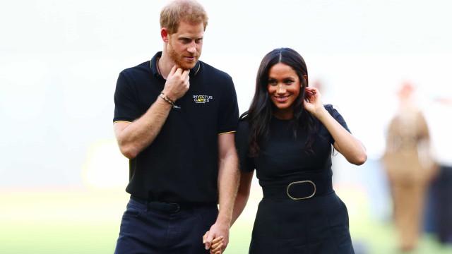 Harry e Meghan Markle anunciam primeira viagem pela África