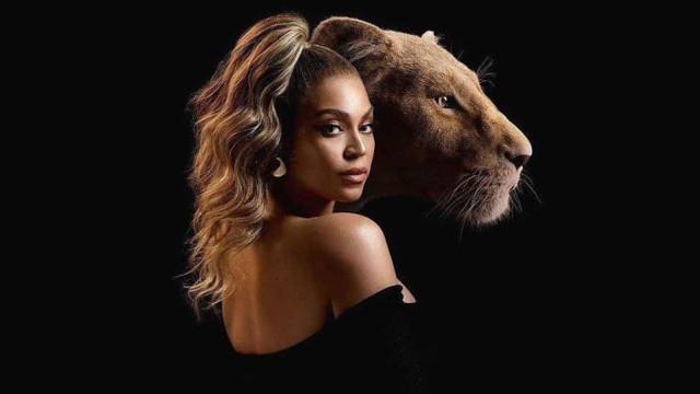 Beyoncé lançará álbum sobre 'O Rei Leão' e divulga música inédita