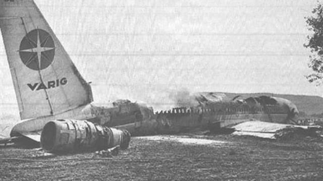 11 de julho: queda de aviões da Varig e Nigeria Airways marcaram a data