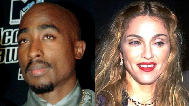 Carta de Tupac terminando com Madonna será vendida por R$ 1 milhão