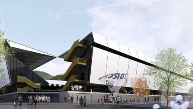 Santos apresenta projeto de modernização da Vila Belmiro