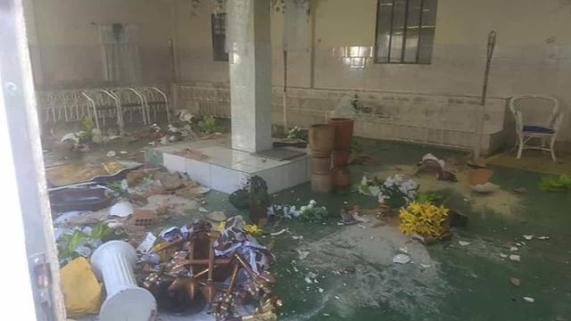 Terreiro de candomblé é invadido e depredado no Rio de Janeiro