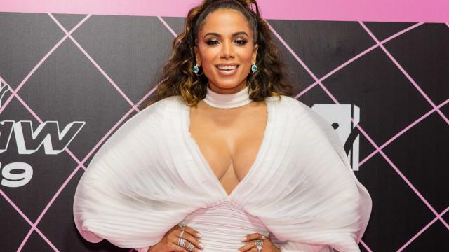 Aos 28 anos, Anitta pretende dar uma pausa na sua carreira