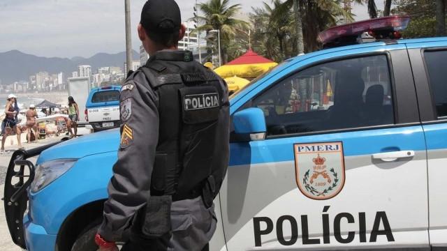 Professor da rede municipal é preso após questionar ação da PM do Rio