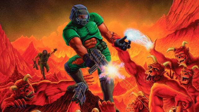 Três primeiros jogos 'Doom' já chegaram a todos os consoles